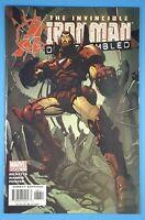 Invincible Iron Man #86 431 Disassembled Marvel Comics 2004