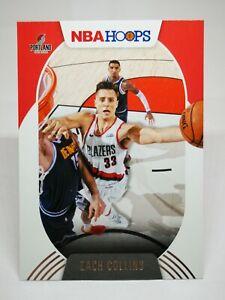 Panini Hoops 2020-21 N26 card NBA base #3 Zach Collins - Portland Trail Blazers