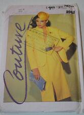 sewing pattern jacket wrap top & skirt