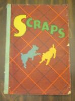Hollywood and Celebrity Scrapbook Dated 1934 Full of Clips & Pics