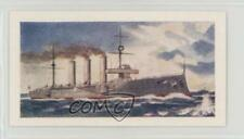 1959 Cadet Sweets Evolution of the Royal Navy #16 HMS Kent Non-Sports Card 2h8