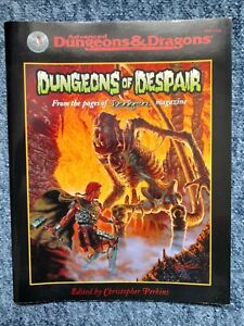 Advanced Dungeons & Dragons (2nd Edition) - Dungeons of Despair