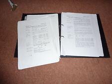 R1155 WW2 comunicazioni Ricevitore & T1154 RAF trasmettitore WW2 manuali di servizio