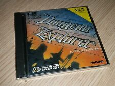 NEC PC ENGINE HU CARD HUCARD TURBOGRAFX DUNGEON EXPLORER NEW NEVER OPENED SEALED