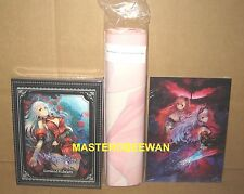 Nights of Azure Limited Edition New Sealed +DLC +Theme (PlayStation 4, 2016) PS4