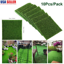 10x Landscape Fake Grass Artificial Pet Turf Lawn Synthetic Mat Rug Green 6*6