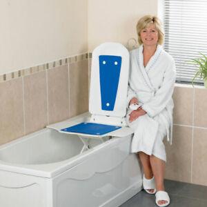 Bathmaster Deltis Bath Lift With Blue Covers - 091324144