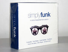 SIMPLY FUNK [4 CD'S OF ESSENTIAL FUNK MUSIC / 2007] 698458244123