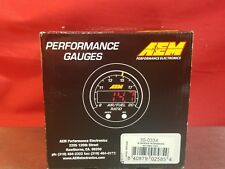 AEM X-Series Wideband UEGO Air/Fuel Sensor Controller Gauge with OBD CAN 30-0334