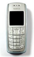 Nokia 3120 LIGHT BLUE UNLOCKED EUROPEAN TRIBAND BASIC SIMPLE GSM CELL PHONE.