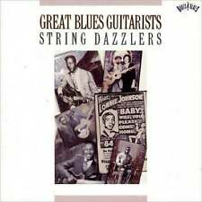 GREAT BLUES GUITARISTS: STRING DAZZLERS / VARIOUS (CD) sealed