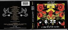 Incubus - A Crow Left of the Murder... [Limited] (CD, Feb-2004, Epic) CD+DVD