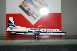 Western Models/Aeroclassics 1:200 Delta Airlines Fairchild FH-227 N376NE