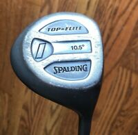 Spalding Top-Flite THUNDER HEAT DRIVER 10.5° RH Graphite MEDIUM Golf Club ⛳️