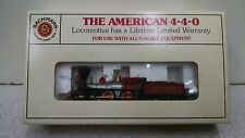 Bachmann 4751 Jupiter The American 4-4-0 N Scale Locomotive w/Old Style Couplers