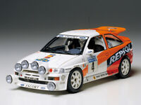 Discontinued Tamiya  1/24 REPSOL FORD ESCORT RS COSWORTH  Rally Car KIi 24171