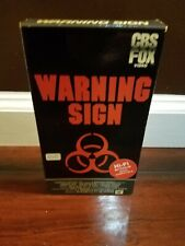 Warning Sign Beta