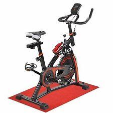 AW Aerobic Training Spin Exercise Bike Fitness Gym Bicycle Workout Home