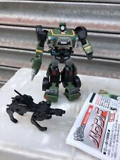 Transformers Henkei Classics Universe Hound Ravage G1 Complete