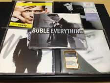 MICHAEL BUBLE 5-DISC: CRAZY LOVE + CALL ME IRRESPONSIBLE + BUBLE + IT'S TIME /GC