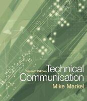 Technical Communication by Mike Markel