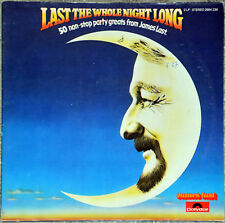 33t James Last - Last the whole night long - 50 Non-Stop Party Greats -2 LP