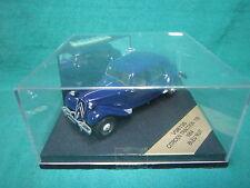 DV6375 VITESSE CITROEN TRACTION 11B 1954  Ref V98138 1/43 NB