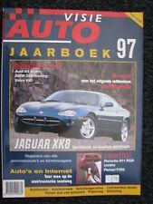 Auto Visie Jaarboek 97 ( 1997 )