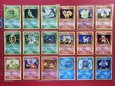 POKEMON CARD SET EVOLUTIONS x88 COMPLETE COMMON UNCOMMON RARE HOLO RARE +SECRETS