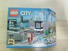 LEGO 40170 CITY Expansion Pack Accessory set - 100pcs RARE - FREE SHIPPING!
