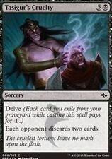 Tasigur's Cruelty  NM X4 Fate Reforged MTG Magic Cards Black Common