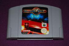 ROADSTERS - Titus Software - Jeu Course Nintendo 64 N64 PAL EUR