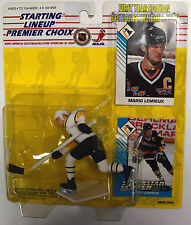 Starting Lineup - Mario Lemieux - 1993 First Year Edition Hockey Action Figure