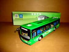 1:42 China Yutong ZK6125CHVPG4 Bus Model diecast model