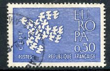 STAMP / TIMBRE FRANCE OBLITERE N° 1310 EUROPA