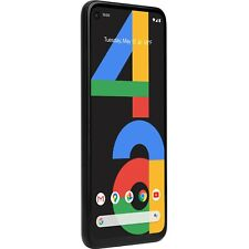 Google Pixel 4a G025J - 128GB - Black (Verizon) Android 4G LTE Smartphone GREAT