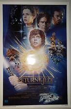 "Return Of The Jedi (R1994) original 10th anniversary reissue poster (27""x41"")"