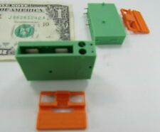 "2 Phoenix Contact KDS 3-SI PCB Pull Out Fuse Holder .20"" x 1"" 5MM x 25MM 1780112"