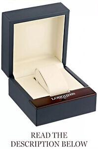 Longines Authentic Presentation Watch Box