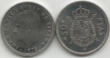Juan Carlos I 50 pesetas 1975 * 78 Sin Circular