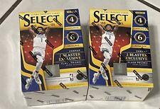 2020-21 Panini Select NBA Basketball Blaster Box LOT OF 2 Sealed FREE Shipping!