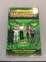 DC Wildstorm The Authority Tpb Earth Inferno And Other Stories VF Paperback