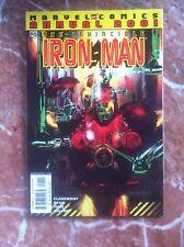 IRON MAN ANNUAL 2001 NEAR MINT (W4)