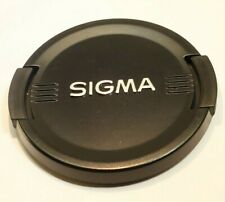 Sigma 58mm snap on type Lens Front Cap 70-300mm f4-5.6 DL Tele-macro