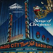 Radio City Music Hall Presents: Songs of Christmas - Stephen Hill (CD 1999)
