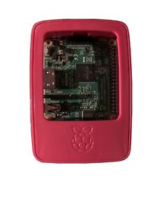 Raspberry PI 3 Model B 2017 1.2GHz with Official Case