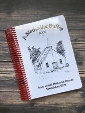 Acton United Methodist Church Cookbook Granbury Texas 2006