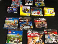 Lego 13 Sets Weihnachtssets Christmas für Adventskalender Ninjago Star Wars New