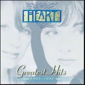 HEART   GREATEST HITS   CD   VGC   B3   RARE