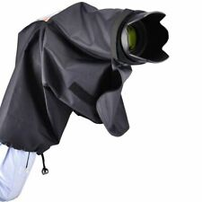 JJC RC-EG Rain Coat Cover for Canon EOS Cameras & Lens (up to 22cm) 5DMK3 7D MK2